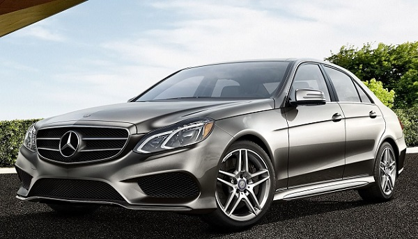 Top 5 Fastest Luxury Cars: Mercedes-Benz E400 Sport Hybrid: 5 Best Hybrid Luxury Cars